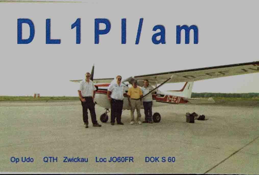 QSL-DL1PI/am